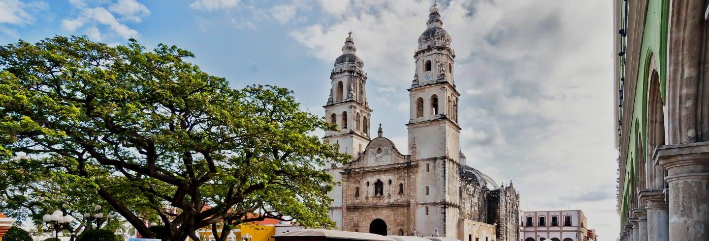 Excursión a Campeche y Edzná