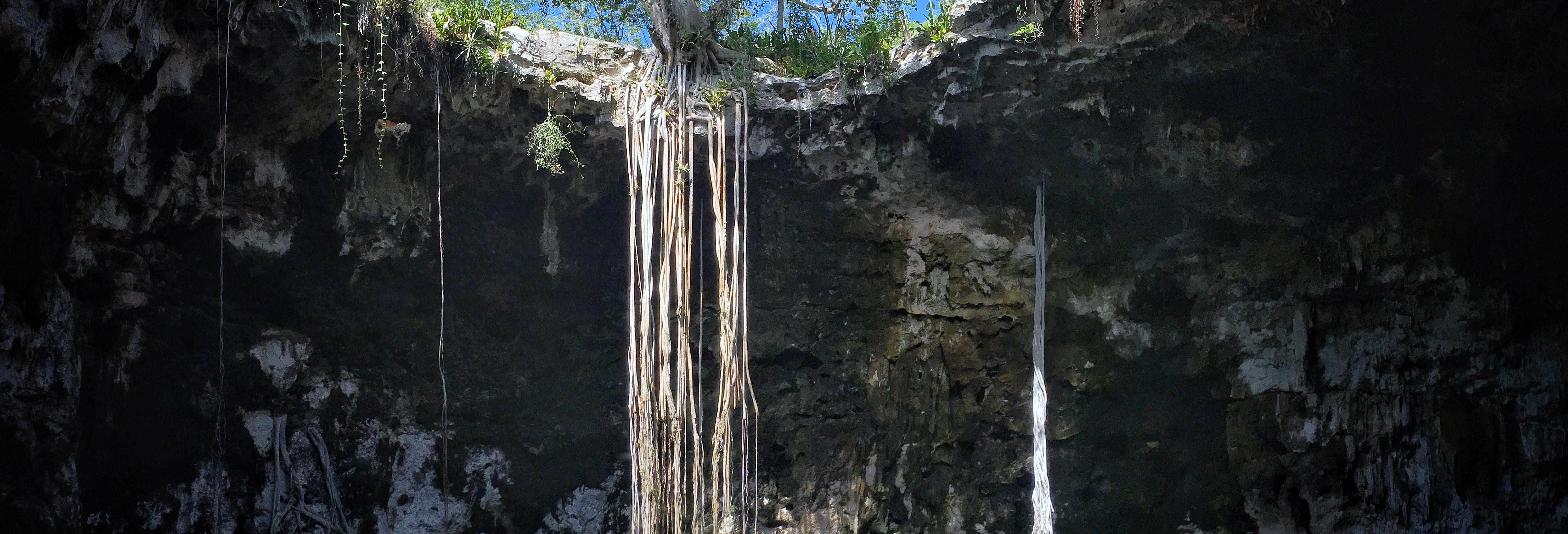 Excursión a los cenotes de Cuzamá