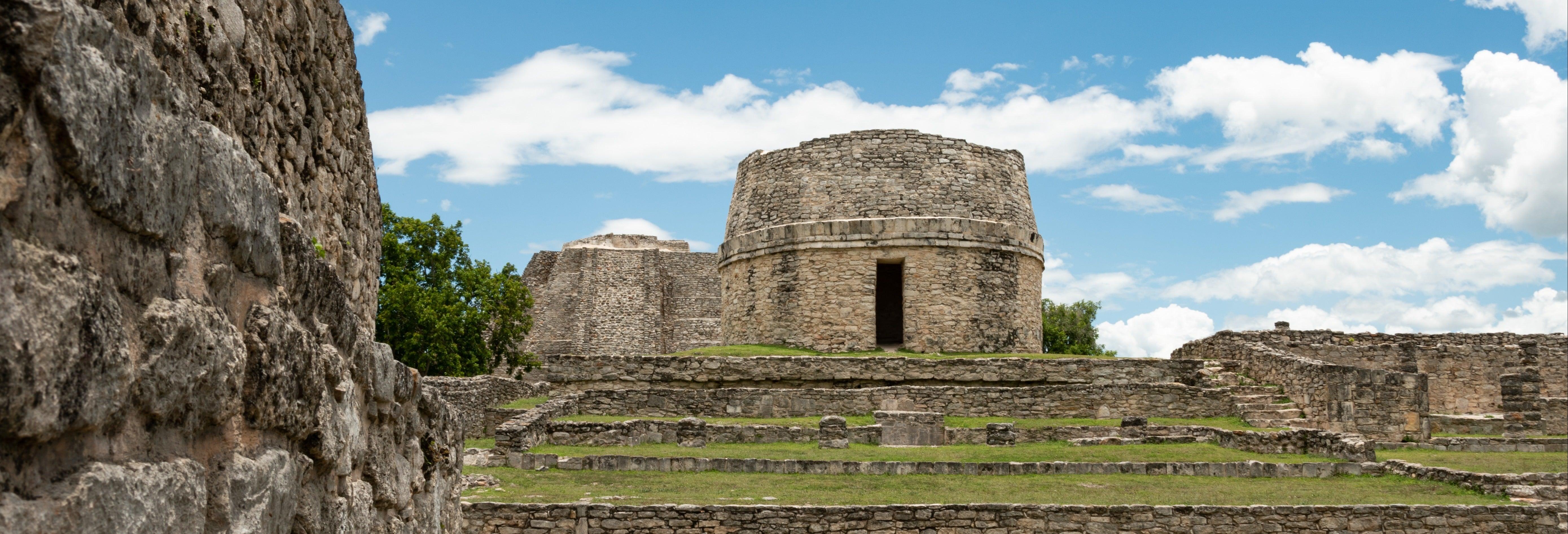 Excursão a Mayapán e Tekit