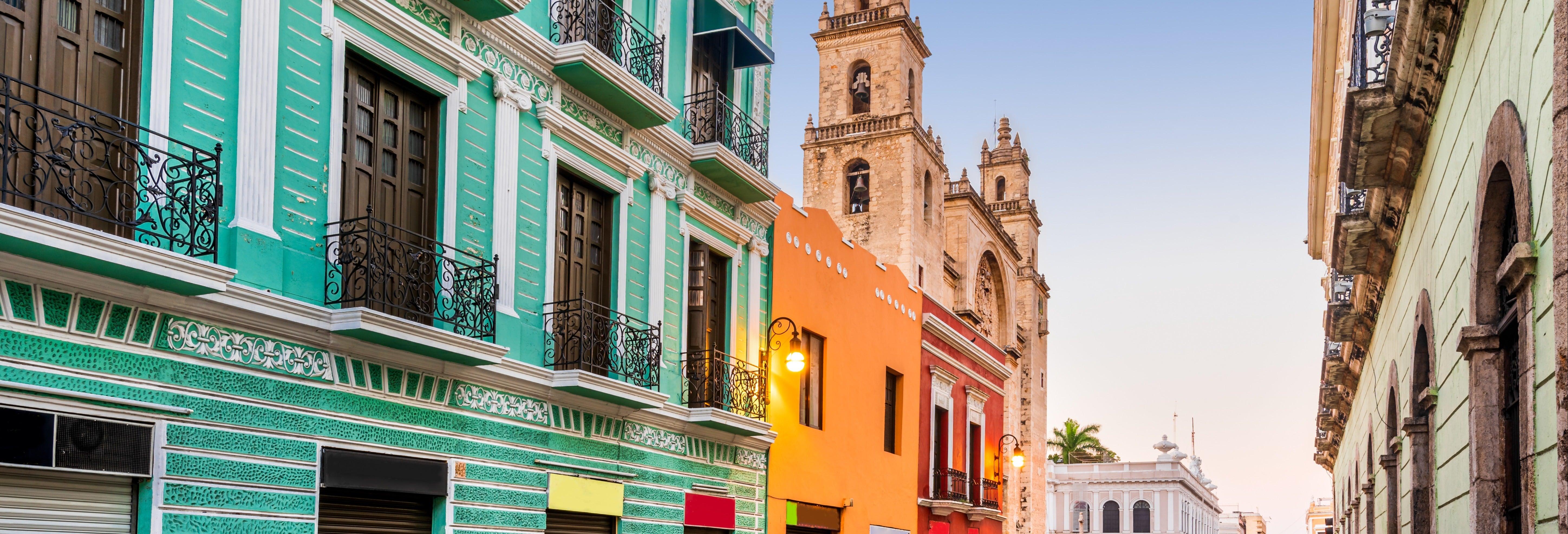 Excursión por Mérida