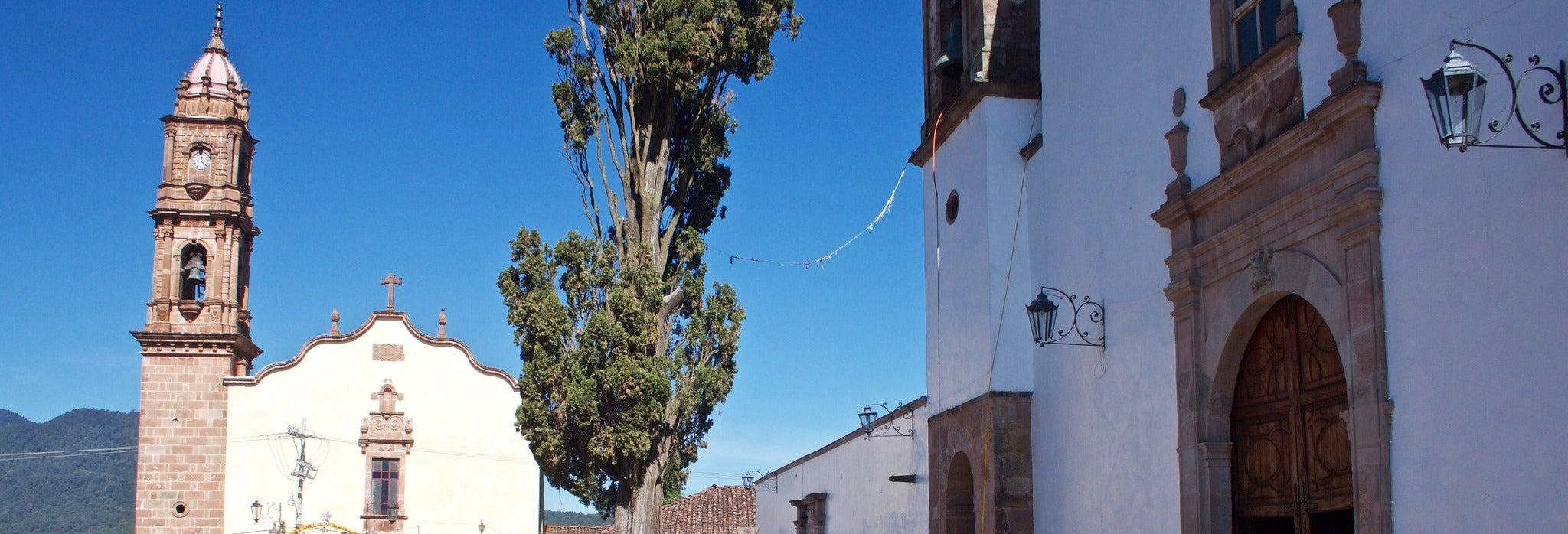 Excursión a Santa Clara del Cobre