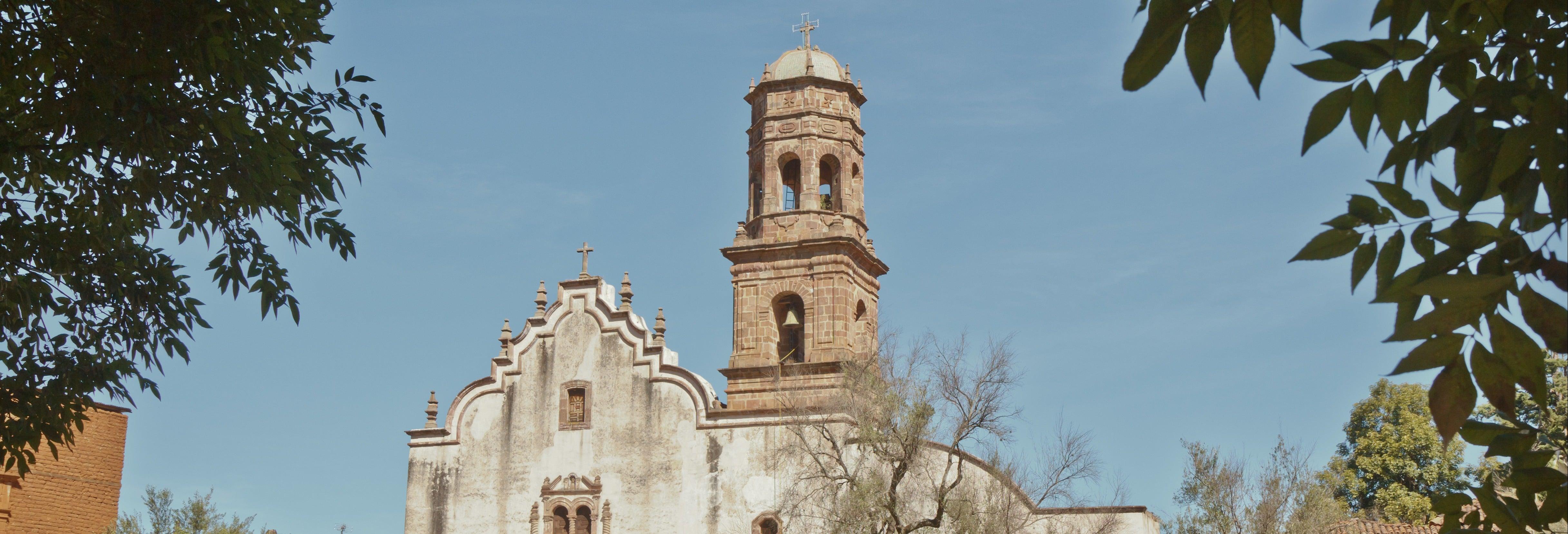 Tzintzuntzan, Santa Fe de la Laguna y San Jerónimo Purenchécuaro
