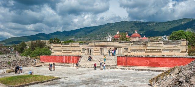 Mitla, Teotitlán del Valle y Hierve el Agua