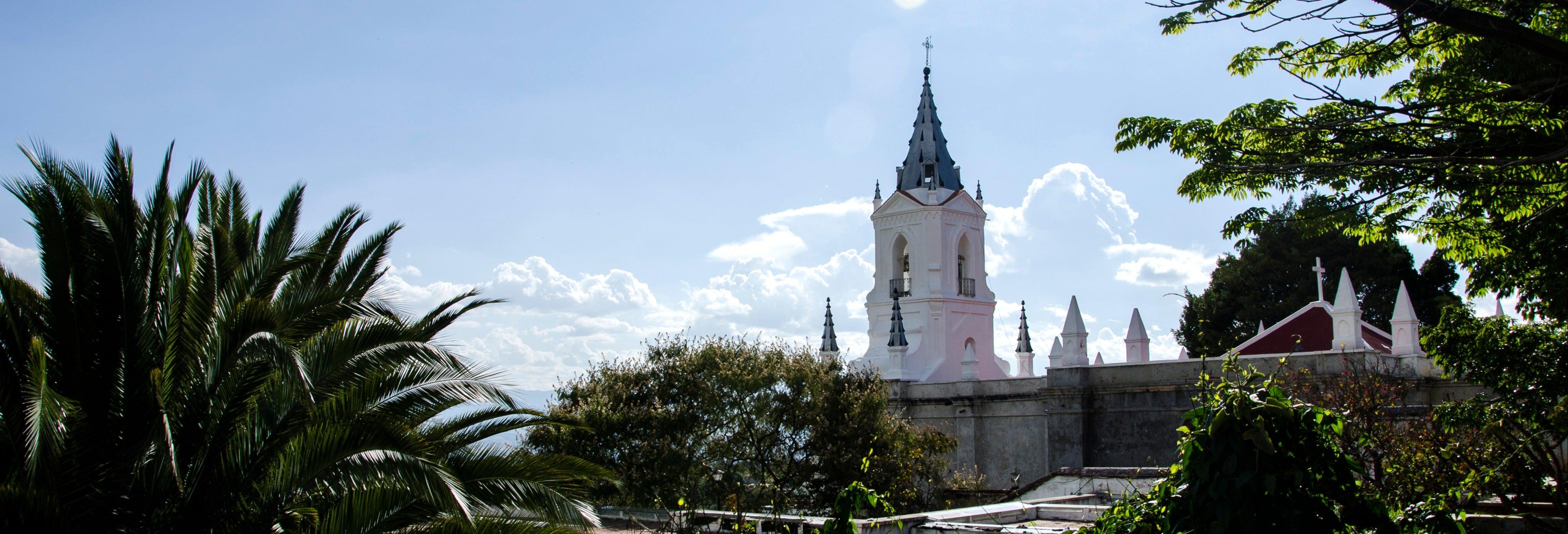 Excursão a San Agustín de Etla