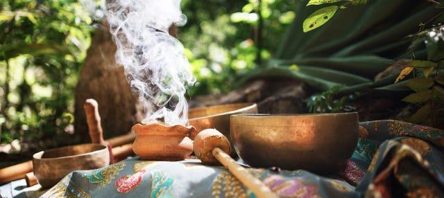 Experiencia Temazcal con masaje y sauna