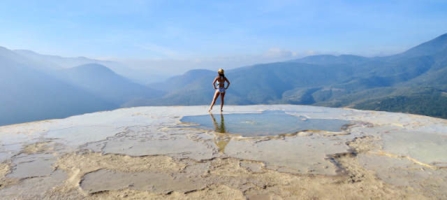 Ruta de trekking de 4 días por Oaxaca