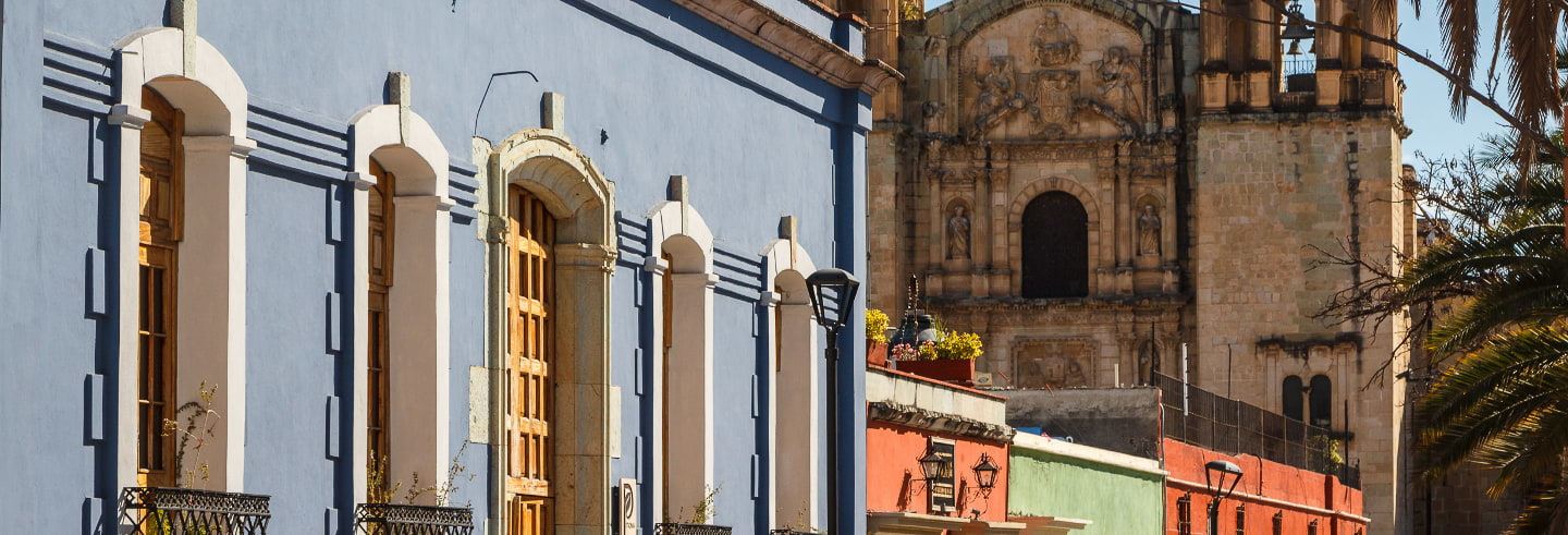 Visita guiada por Oaxaca