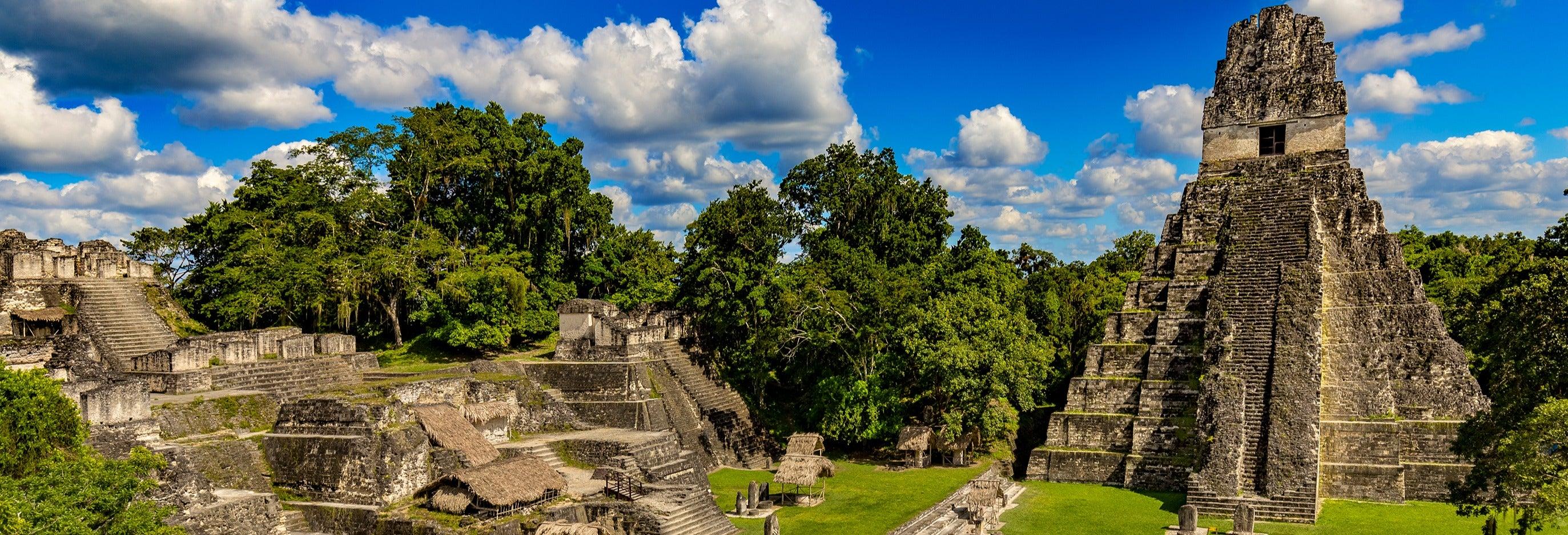 Excursión de 2 días a Tikal y El Remate desde Palenque