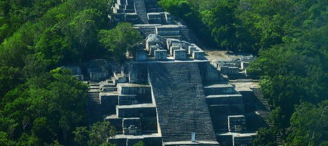 Excursión a Calakmul