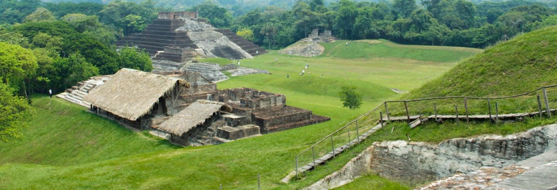Excursión a Comalcalco desde Palenque