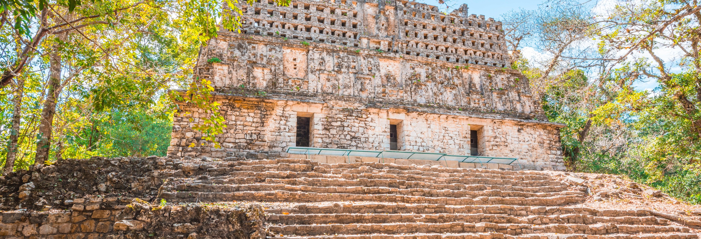 Excursión a Yaxchilán y Bonampak desde Palenque