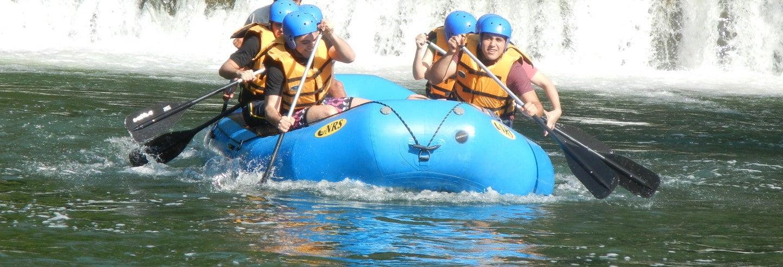 Rafting en el río Lancajá + Ciudad Perdida de Lancaja