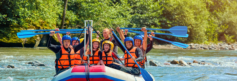 Rafting en el río Lacanjá desde Palenque
