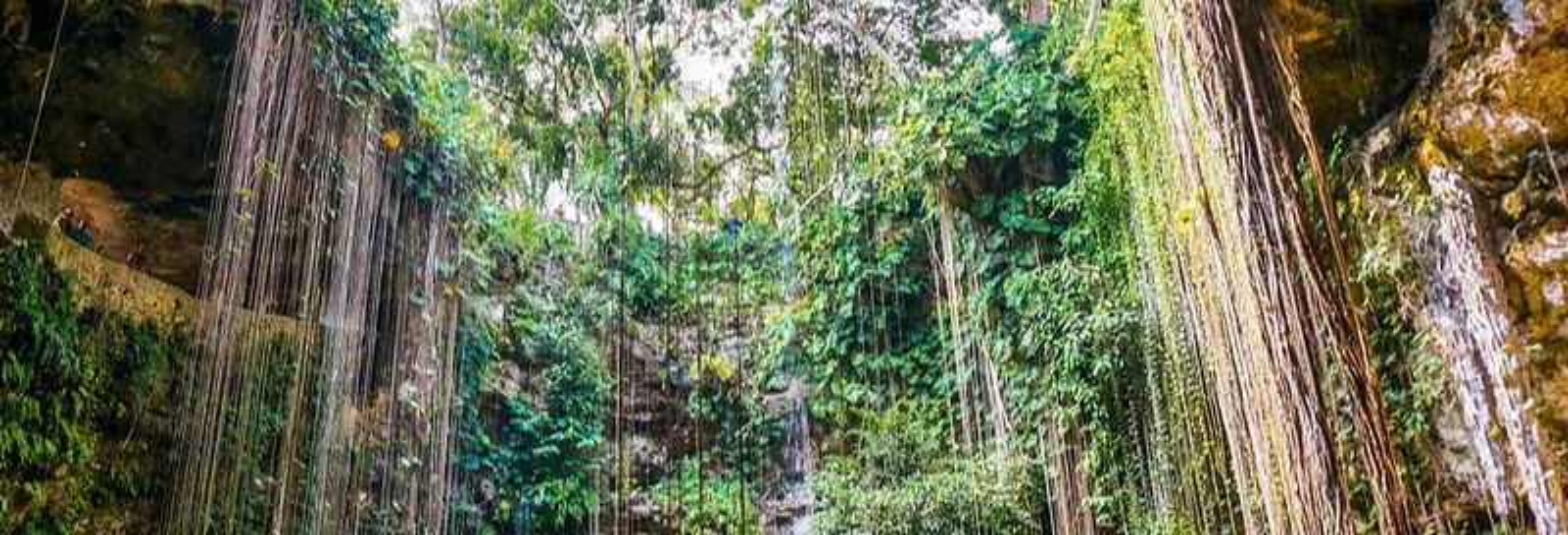 Excursión a Chichén Itzá, Cobá y cenote Ik-Kil