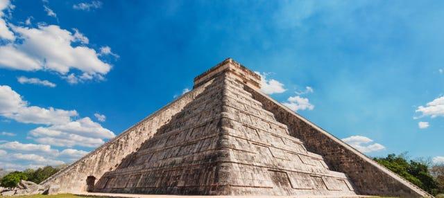 Excursión a Chichén Itzá y cenote sagrado