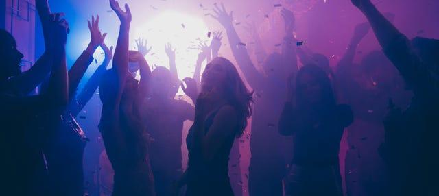 Serata al Coco Bongo
