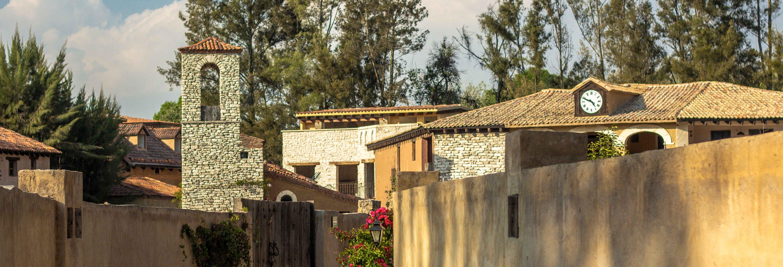 Campos de lavanda, Fazenda de Chautla e Val'Quirico