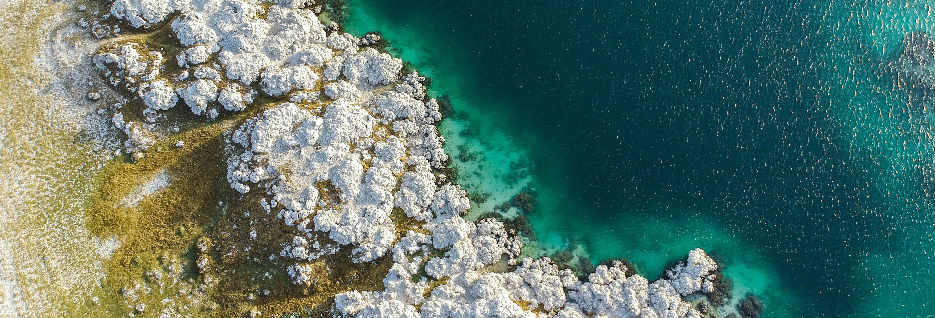 Excursión privada a Cantona y laguna Alchichica