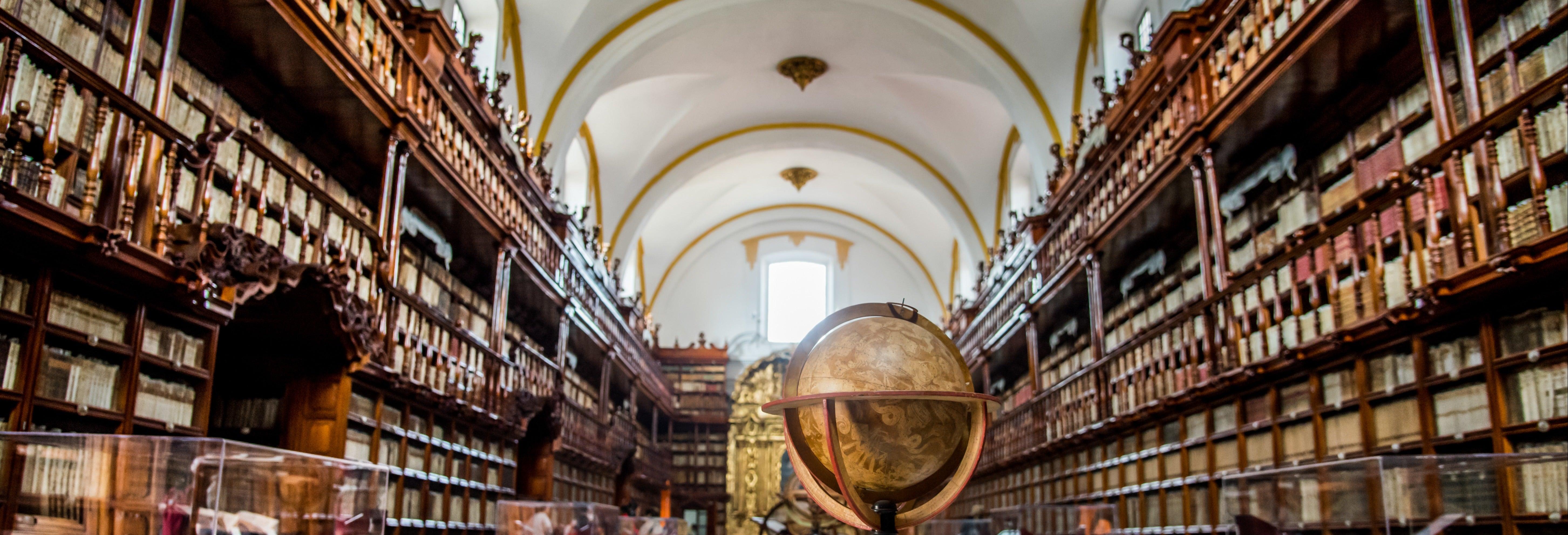 Tour por el Museo Amparo y la Biblioteca Palafoxiana