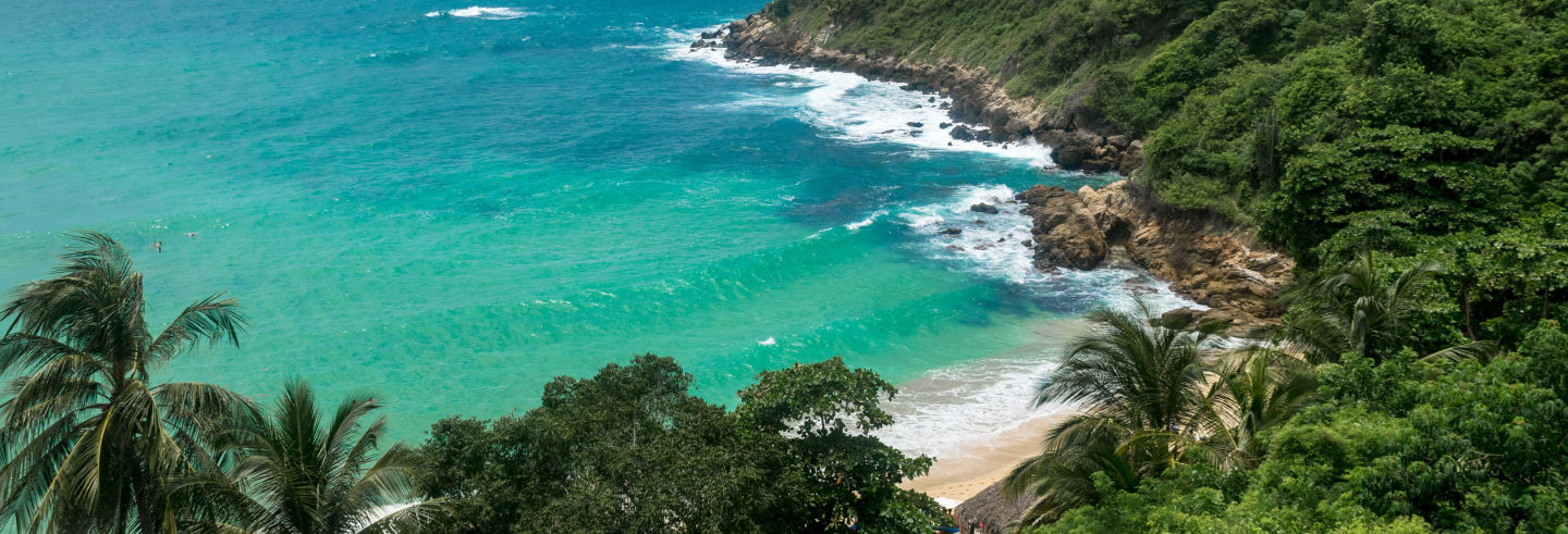 Curso de surfe em Puerto Escondido