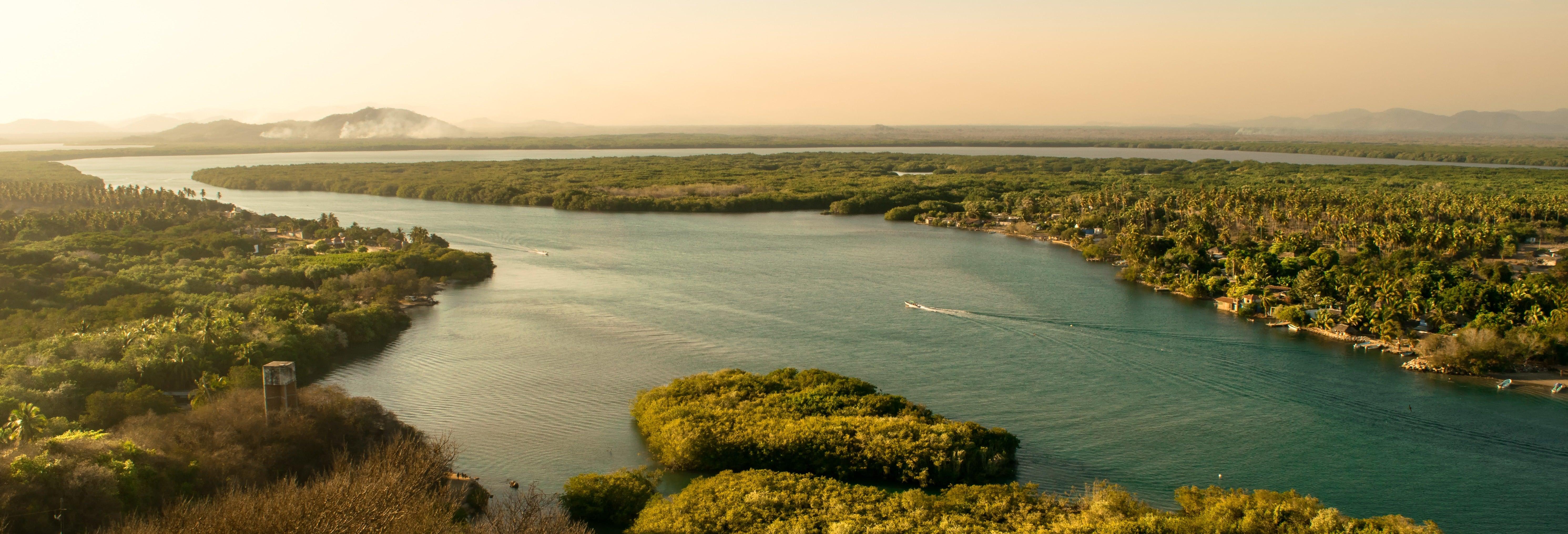 Excursão às Lagoas de Chacahua