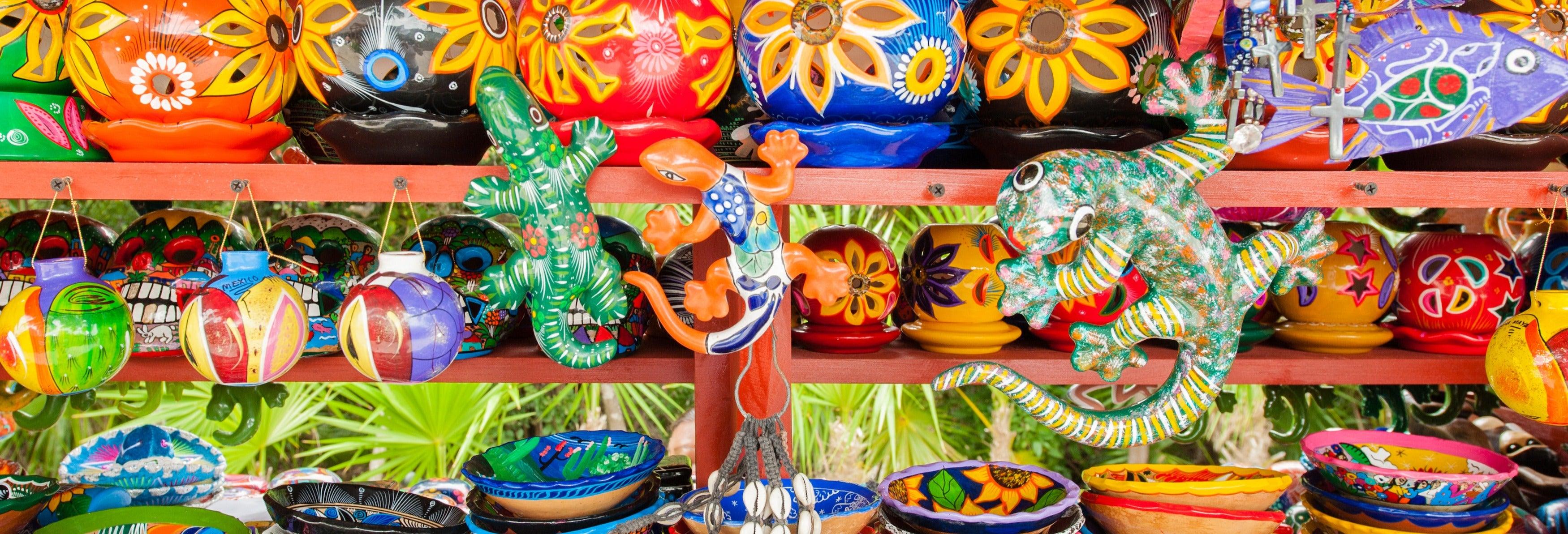 Tour de compras por Puerto Escondido