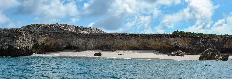 Excursión a las islas Marietas en catamarán