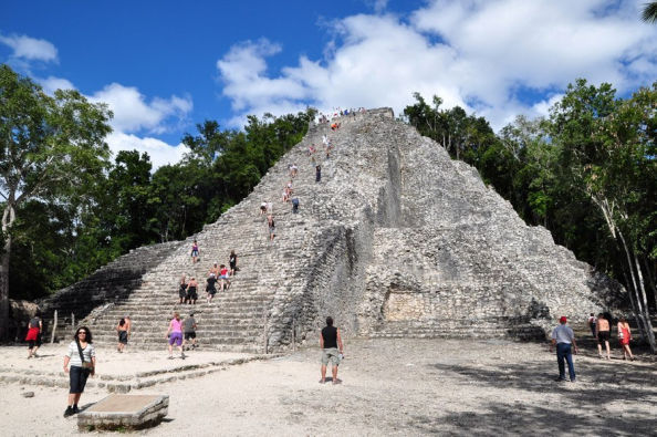 Archaeological site of Coba