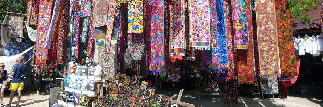 Compras en Riviera Maya