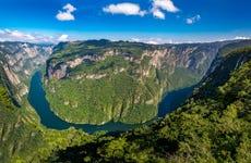 Excursión al Cañón del Sumidero