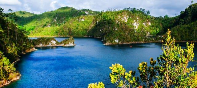 Lagunas de Montebello + Cascada el Chiflón