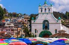 Excursión a San Juan Chamula y Zinacantán