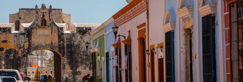Tour privado por Campeche