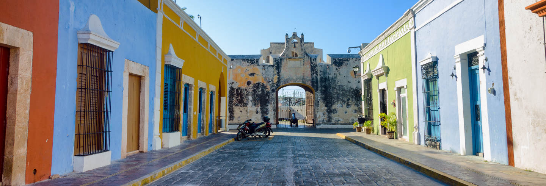 Visita guiada por Campeche