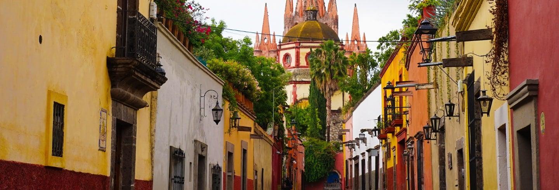 Tour privado por San Miguel de Allende