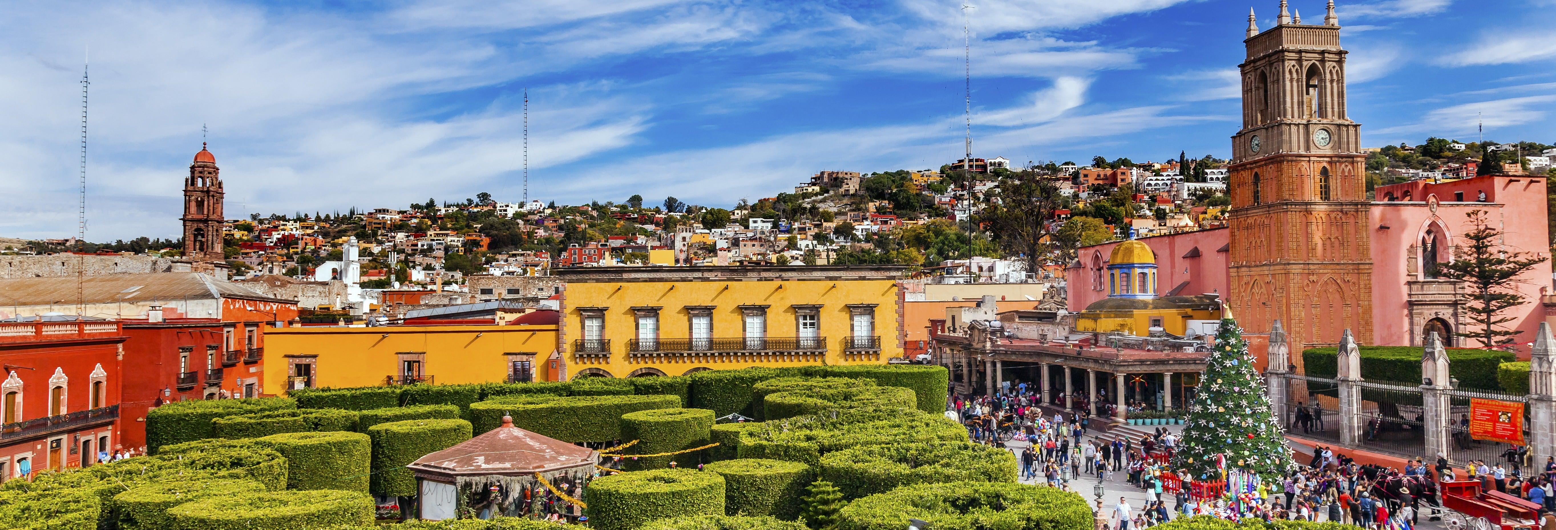 Visita guiada por San Miguel de Allende
