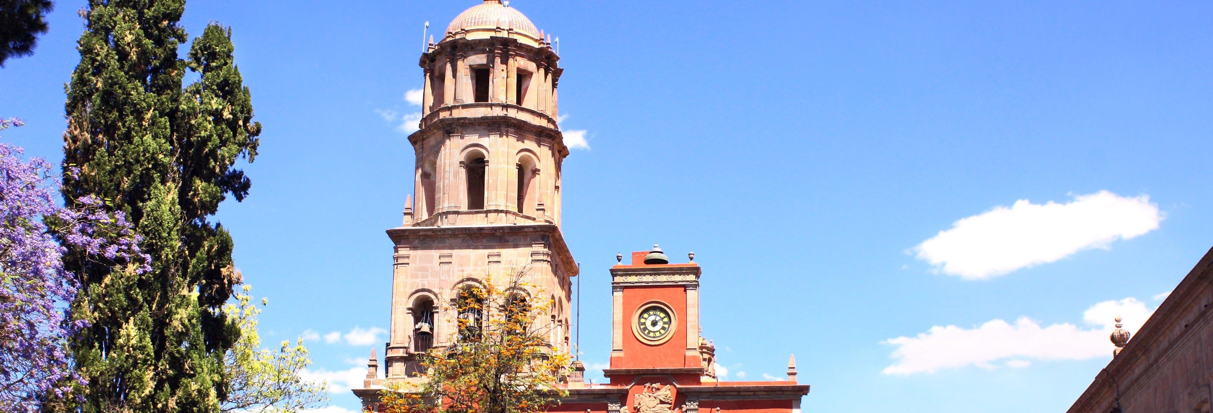 Visita guiada por Santiago de Querétaro