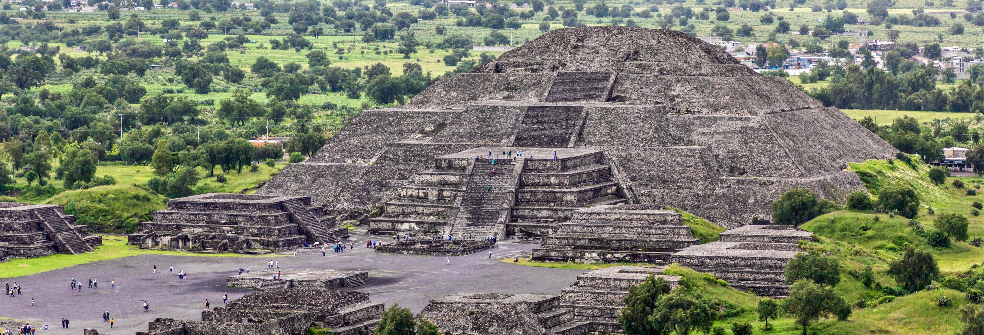 Visita guiada por Teotihuacán