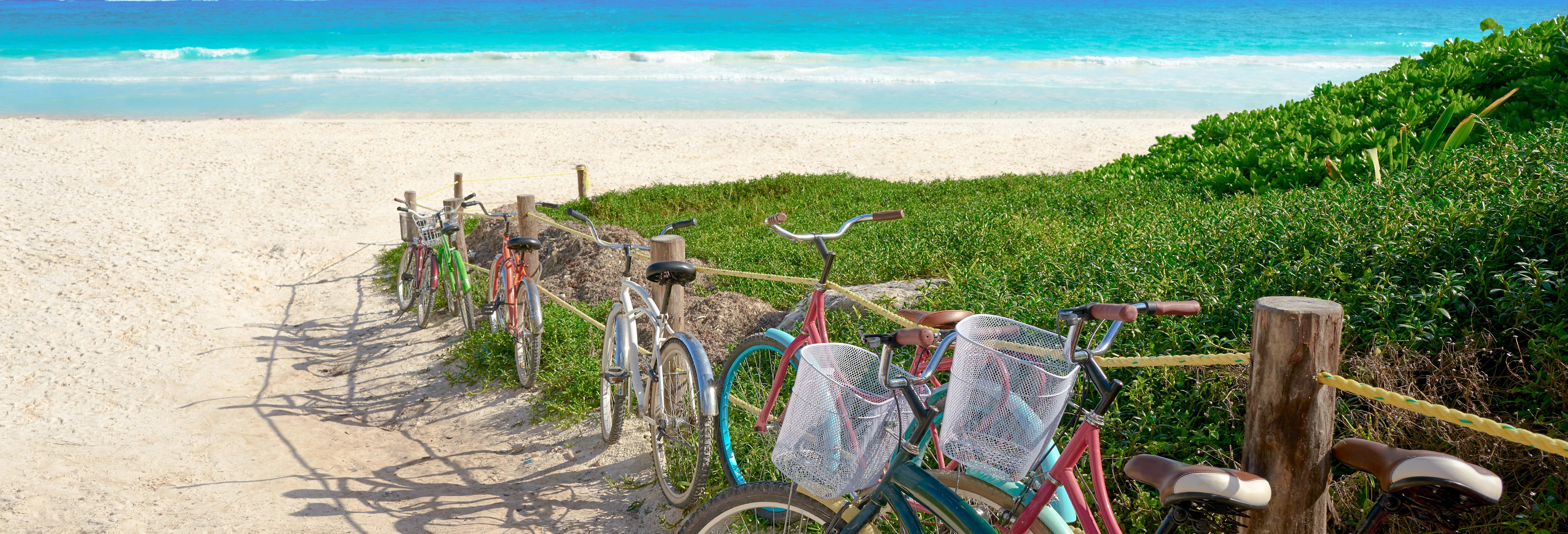 Tour en bicicleta por Riviera Maya