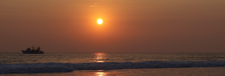 Excusión a las playas de Boca del Cielo y Puerto Arista