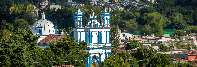 Tour de 6 dias por Chiapas e Yucatán
