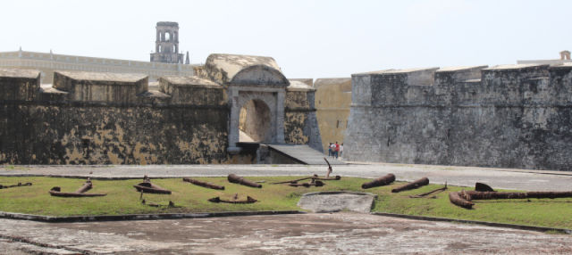 Tour por la Fortaleza de San Juan de Ulúa