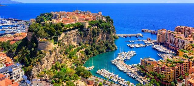 Bus touristique de Monaco