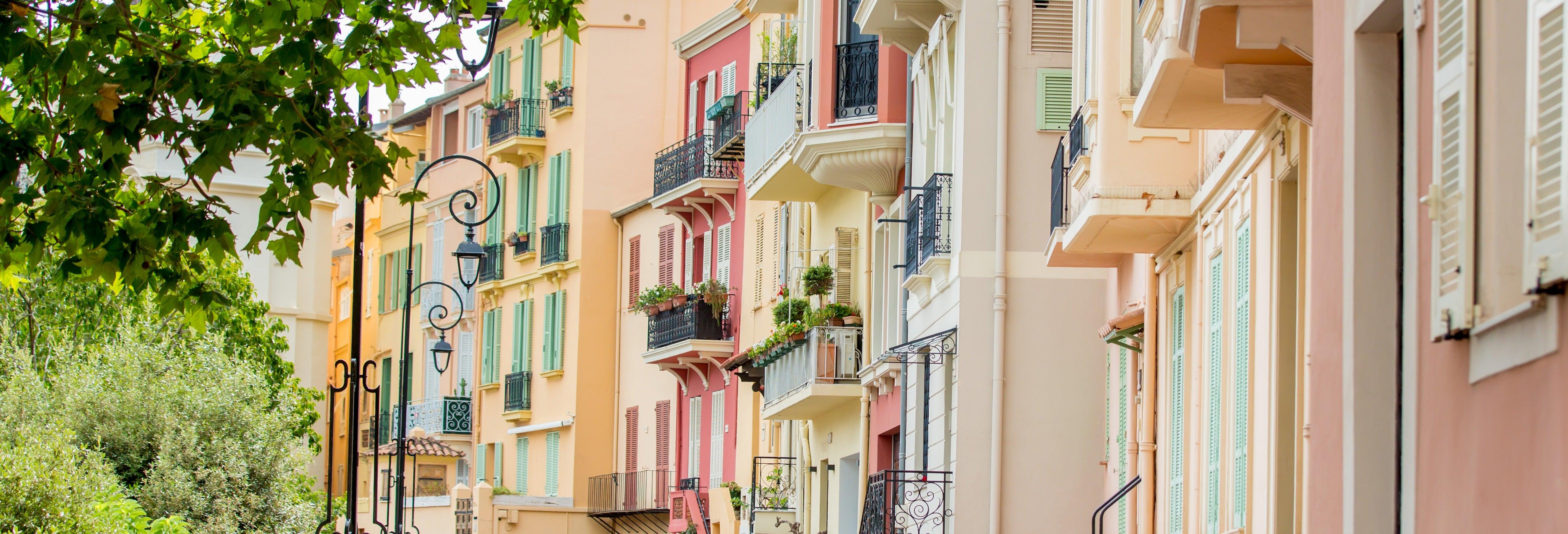 Excursão privada saindo de Mônaco