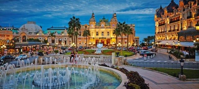 Tour nocturno por Mónaco