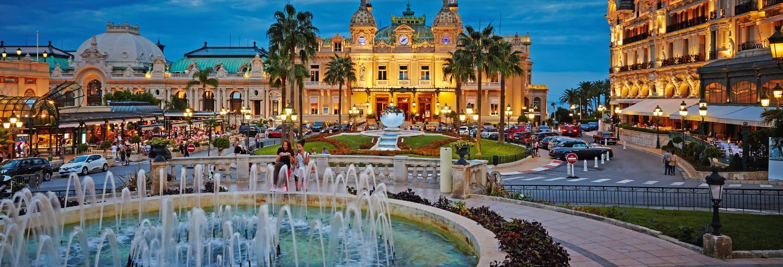 Night Tour of Monaco
