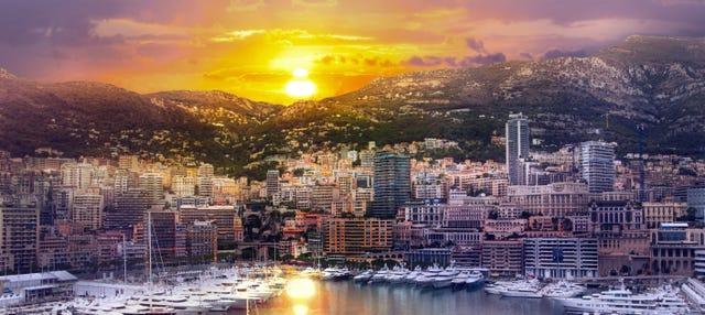 Visite privée dans Monaco