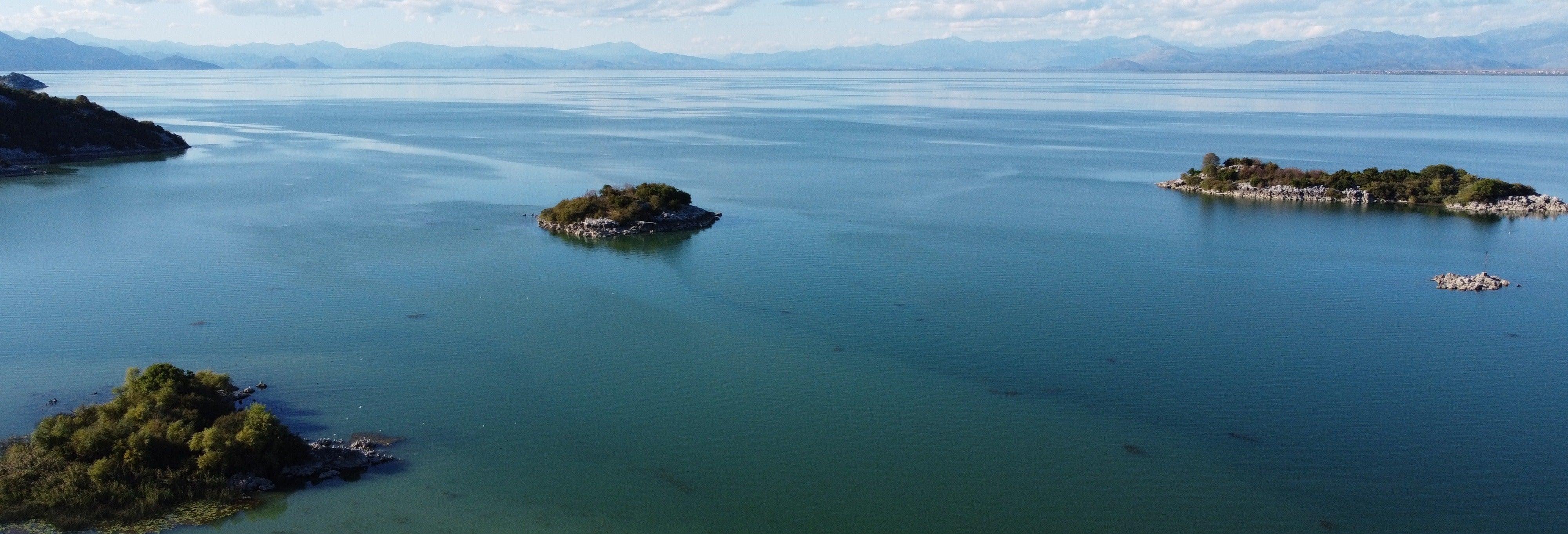 Escursione al lago di Scutari