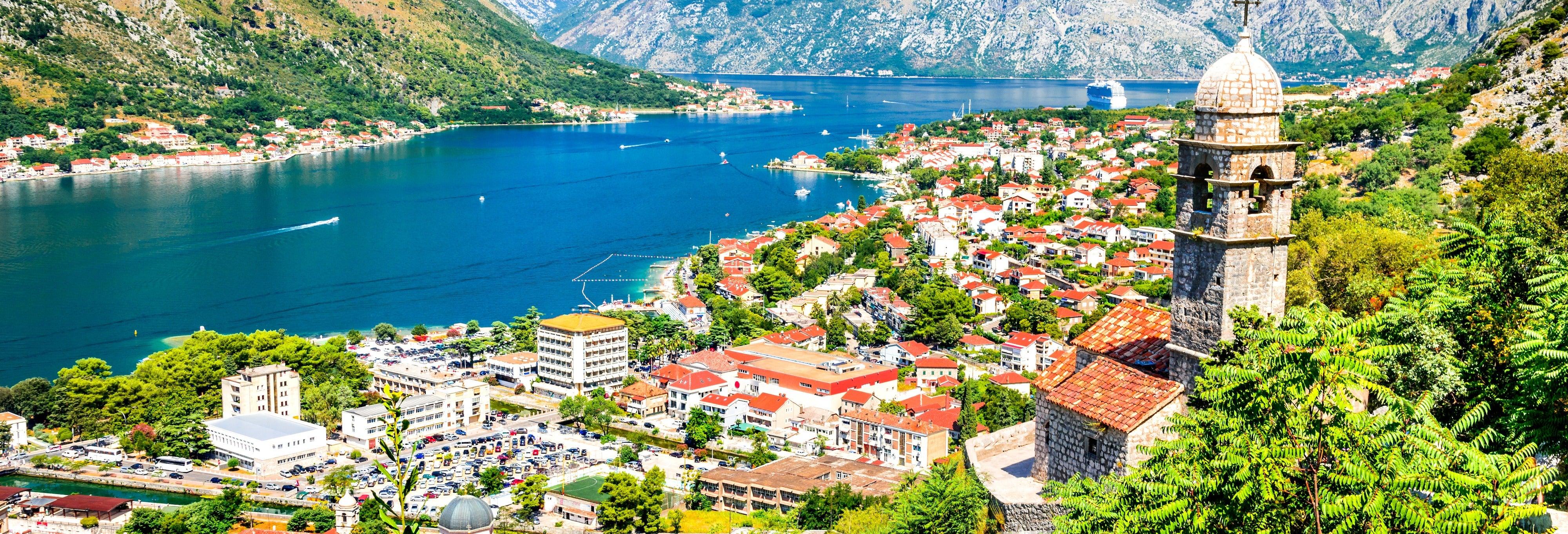 Circuito di 4 giorni in Montenegro