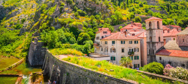 Visite de la côte de Podgorica